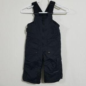 Columbia 2T Boys Ski Snow Bibs Pants Suit Overalls Snowboard Snowsuit Toddler 2